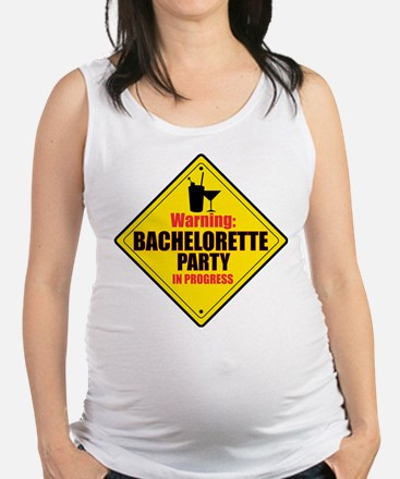 bachelorette_party2.png Maternity Tank Top