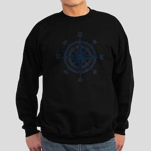 Nautical Compas Sweatshirt