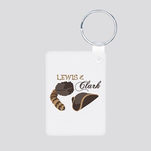 Lewis and Clark Keychains