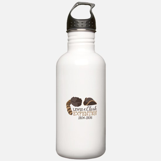 Lewis and Clark Expedition Water Bottle