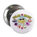 "SolarBrate 2.25"" Button (100 pack)"