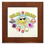 SolarBrate Framed Tile