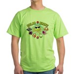 SolarBrate Green T-Shirt