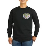 SolarBrate Long Sleeve Dark T-Shirt