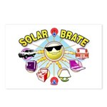 SolarBrate Postcards (Package of 8)