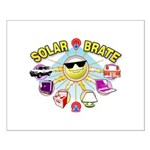SolarBrate Small Poster