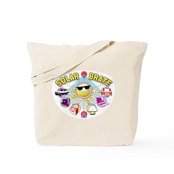 SolarBrate Tote Bag