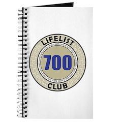Lifelist Club - 700 Journal