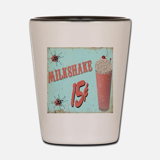 5OS Milkshake Shot Glass
