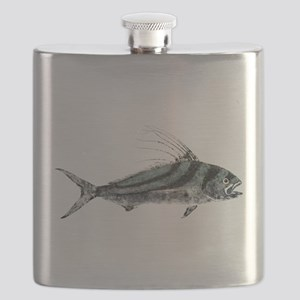 Big Roosterfish T-shirt graphic Flask