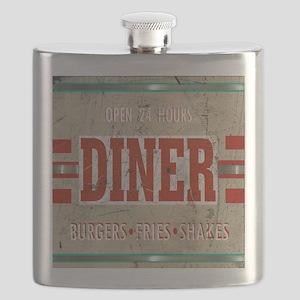 Diner-12 Flask