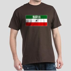 Somaliland Flag Dark T-Shirt