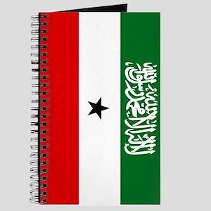 Somaliland Flag Journal