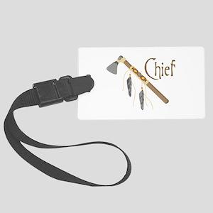 Chief Luggage Tag