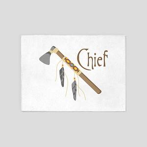 Chief 5'x7'Area Rug