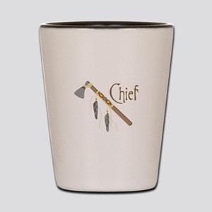 Chief Shot Glass
