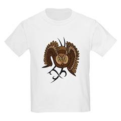 Owl Tattoo T-Shirt