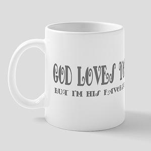 Favorite Humor Mug