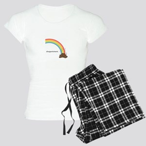 Poop Rainbow Of Life Pajamas