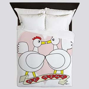 Be Mine Valentine! Queen Duvet