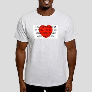 Mudder O Mine Light T-Shirt