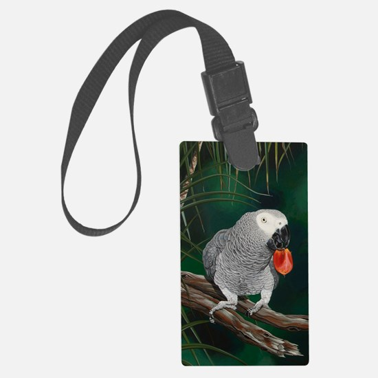Greys in the Wild Luggage Tag