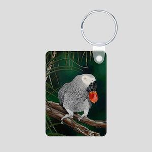 Greys in the Wild Aluminum Photo Keychain
