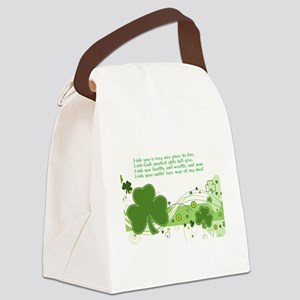I WISH YOU... Canvas Lunch Bag