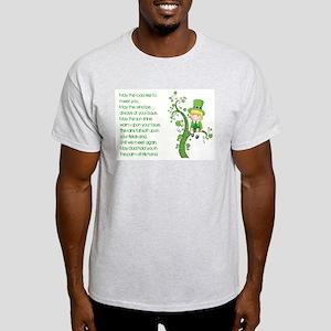 MAY THE ROAD Light T-Shirt