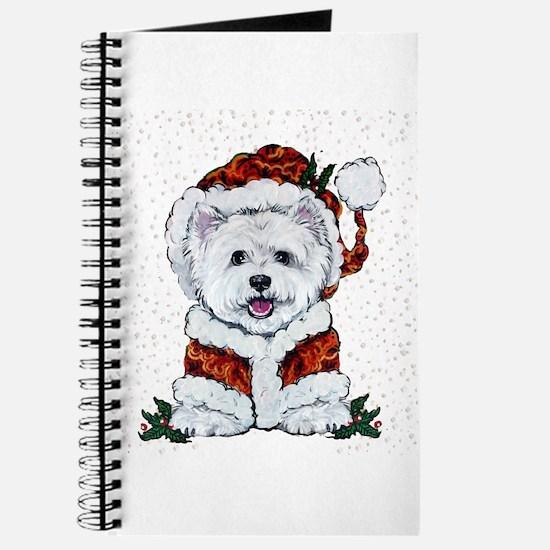 Santas Westie Helper Journal