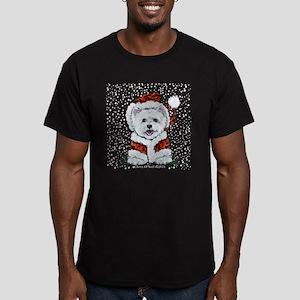 Santas Westie Helper T-Shirt