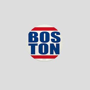Boston Mini Button