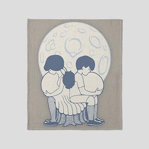 illu-skull-913-LG Throw Blanket