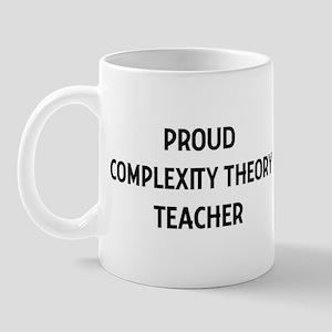 COMPLEXITY THEORY teacher Mug