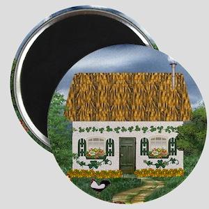 Storm Cottage Magnet