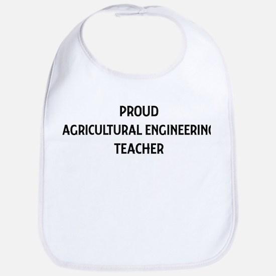 AGRICULTURAL ENGINEERING teac Bib