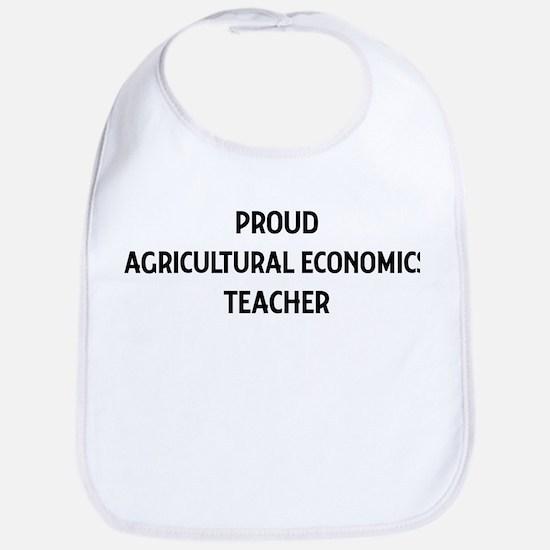 AGRICULTURAL ECONOMICS teache Bib