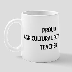 AGRICULTURAL ECONOMICS teache Mug