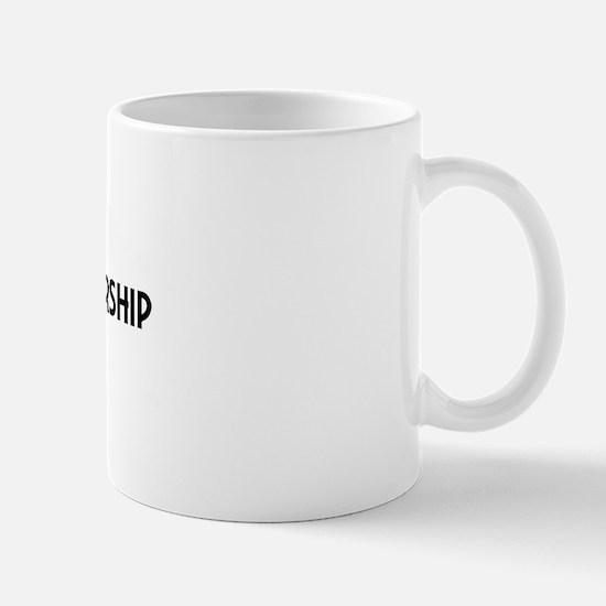 ACCOUNTING SCHOLARSHIP teache Mug
