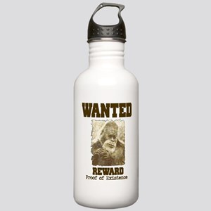 wanted sasquatch  Stainless Water Bottle 1.0L