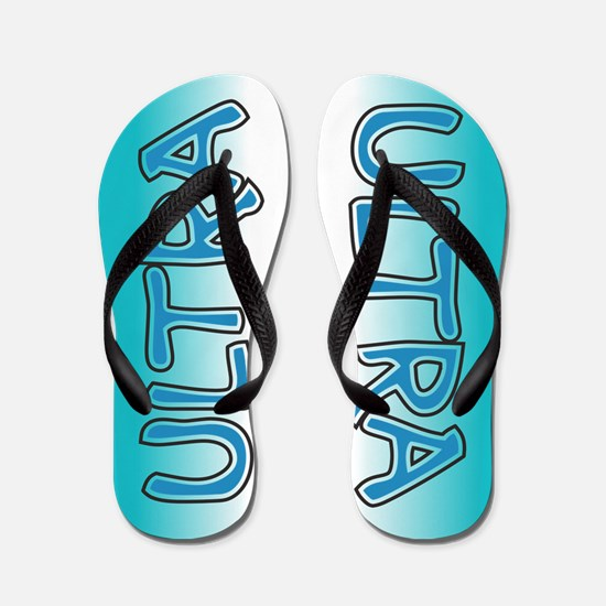 Ultra Athlete Flip Flops
