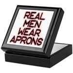 Real Men Keepsake Box