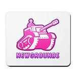 NG Pink Mousepad