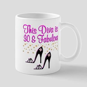 SPARKLING 30TH Mug