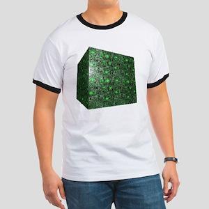 Borg Cube Ringer T