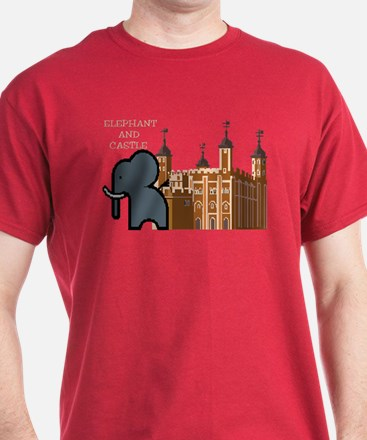 elephant and castle1ab T-Shirt
