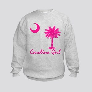 Carolina Girl Kids Sweatshirt