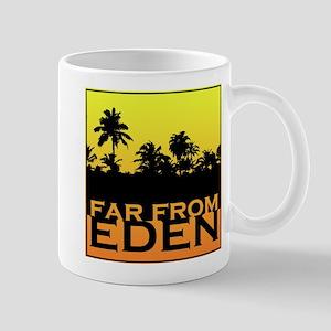 Far From Eden - Yellow Orange Gradient Mugs