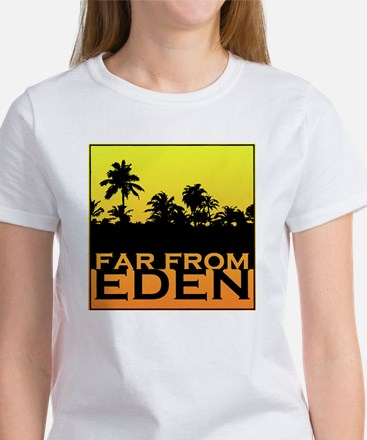 Far From Eden - Yellow Orange Gradient T-Shirt