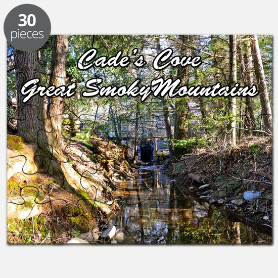 Great Smoky Mountains Calendar Puzzle